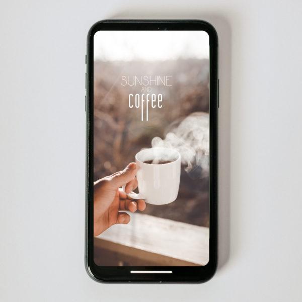 Produktbild sunshine coffee 1